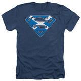 Superman - Scottish Shield T-Shirt
