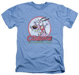 Courage The Cowardly Dog - Vintage Courage T-shirts