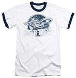 Star Trek - Retro Enterprise Ringer Shirt