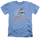 Major League - Distressed Logo Shirts