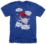 Airplane - Picked The Wrong Day T-shirts