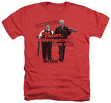 Hot Fuzz - Day's Work T-shirts