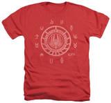 Battlestar Galactica - Colonies T-shirts