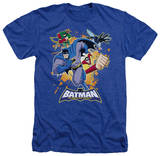 Batman The Brave and the Bold - Burst Into Action T-Shirt
