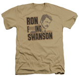 Parks & Recreation - Ron F***Ing Swanson T-shirts