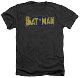 Batman - Vintage Logo Splatter Shirts