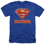Superman - Super Grandpa Shirts