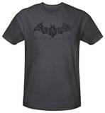 Batman Arkham Origins - Crackle Logo T-shirts