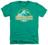 Jurassic Park - JP Orange Shirt