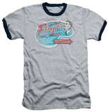 Mayberry - Floyd's Barber Shop Ringer T-Shirt