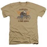 Popeye - King Of The Road T-shirts