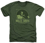 Miles Davis - The Green Miles Shirts