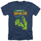 Green Lantern - Vintage Cover T-shirts