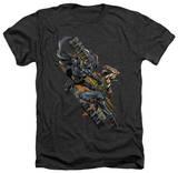 Dark Knight Rises - Attack T-shirts