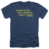 Friday Night Lights - Clear Eyes T-shirts