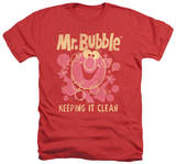 Mr Bubble - Keeping It Clean T-Shirt