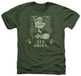 Popeye - All About The Green Shirt