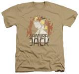 Samurai Jack - Jack Pose T-shirts