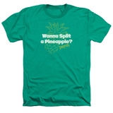 Psych - Pineapple Split T-shirts