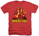 Rocky - I Must Break You T-shirts