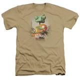 Rango - Poster Art T-shirts