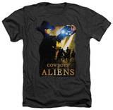 Cowboys & Aliens - The Gauntlet T-shirts