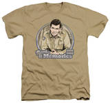 Andy Griffith - Thanks For The Memories Shirt