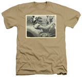 James Dean - Race Photo T-Shirt