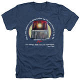Beverly Hills Cop - Nicest Police Car T-shirts