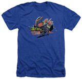 Dark Knight Rises - Back In The Game T-Shirt