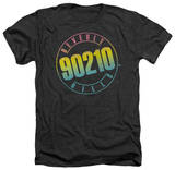 Beverly Hills 90210 - Color Blend Logo T-shirts