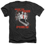 Shaun Of The Dead - Bash Em T-Shirt