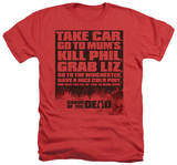 Shaun Of The Dead - List T-Shirt