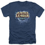 Justice League - Storm Logo T-Shirt