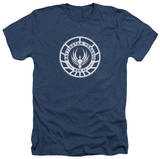 Battlestar Galactica - Pegasus Badge T-Shirt