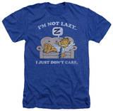 Garfield - Not Lazy Shirts