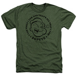 Popeye - I Yam T-Shirt
