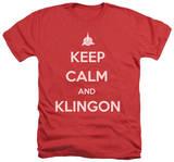 Star Trek - Calm Klingon T-Shirt