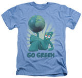 Gumby - Go Green Shirts