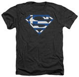 Superman - Greek Shield T-shirts