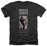 Miles Davis - Miles Silhouette Shirts
