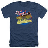 Charlie and the Chocolate Factory - Golden Ticket Shirts