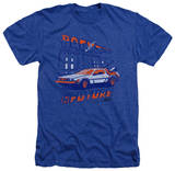 Back to the Future - Ligtning Strikes T-shirts