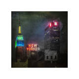 Empire & New Yorker Giclee Print by Richard James