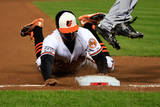 Division Series - Detroit Tigers v Baltimore Orioles - Game One Photographic Print by Rob Carr