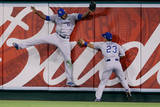 Division Series - Kansas City Royals v Los Angeles Angels of Anaheim - Game One Photographic Print by Jeff Gross
