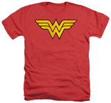Wonder Woman - Wonder Woman Logo Dist T-Shirt