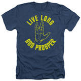 Star Trek - Live Long Hand T-Shirt