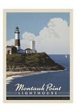 Long Island Lighthouse Prints by  Anderson Design Group