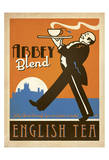 Abby Blend Tea Poster by  Anderson Design Group